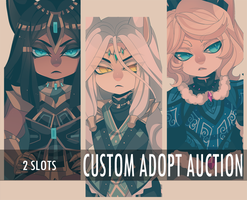 (CLOSED) Custom Adopt Auction by TerraTerrific