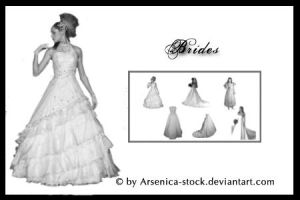 Brides Brush Set by Arsenica-stock