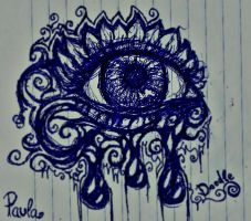 Eye Doodle by paula-the-cat