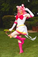 Super Sailor Chibi Moon by PinkJusticeCosplay
