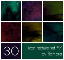 Icon Texture Set Seven. by flamora