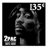 VECTOR - 2PAC Stamp by limitlis