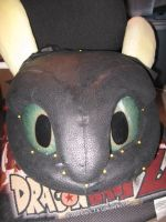 Toothless quad WIP II by Monoyasha