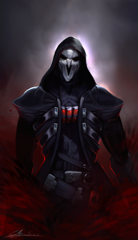 Reaper by SigneRJArts