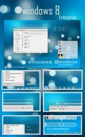 Windows 8 Enterprise Concept by trisat