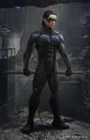 Nightwing by NoBackstreetboys