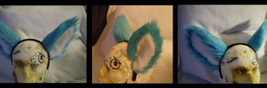 Kiba Wolf Ears by CuriousCreatures