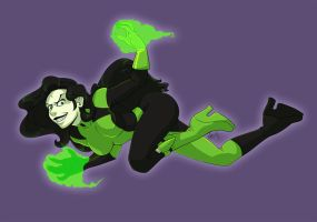 Shego by Meeps