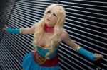 Supergirl Bombshell by SophieValentineCos