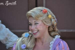 Rapunzel's Smile by BellesAngel