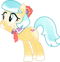 Galaxy Coco Pommel by DigiRadiance