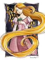 Rapunzel by MaryIL