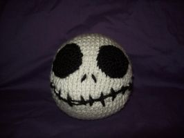 Jack Skellington Head by Nerds-and-Corsets