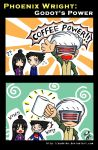 Phoenix Wright: Godot's Power by Yuuhiko
