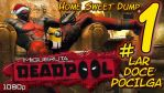 Deadpool - the Game! Part 1's Thumbnail/VideoCover by MiguelFight