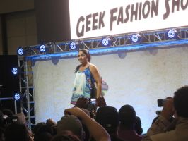 Comikaze Expo 2014: Geek Fashion Show 3 by iancinerate