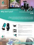 Logitech Ad for class by Poolpimp