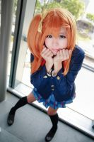 Love Live! - Kousaka Honoka by Xeno-Photography