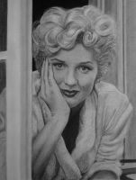 Marilyn Monroe by speedboy201
