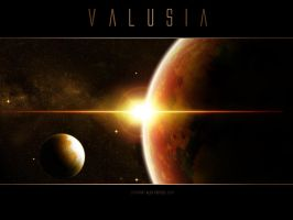 Valusia by aksu
