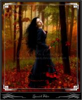 Spanish Rose by MistRaven