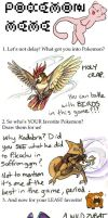 POKEMON MEME by windfalcon