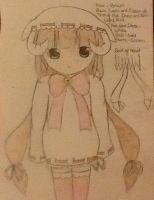 my oc sugar ref (outfit edit) READ DESCRIPTION by BeriBeri-Chuu