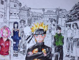naruto group by PInoy01