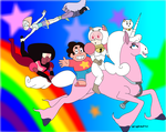 Dr Steven Puppycat by Zap-Apple-Acid-Trip