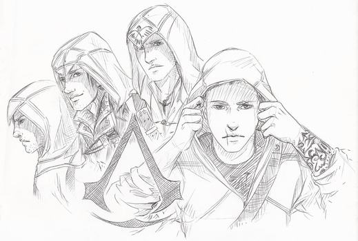 Assassins by Cuine