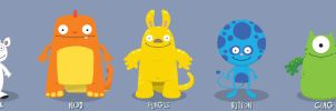 Little Monsters - The Boys by striffle