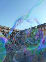 Plaza Mayor + Abubble1234 by abubble1234