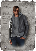 Leon Scott Kennedy. Bio. English version by Taitiii