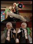 WCS D.Gray-man Cosplay Entry by Tsubaki-chan