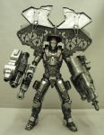 War Machine Fully Loaded 1 by Shinobitron