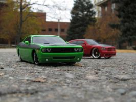My Challenger by KateKannibal