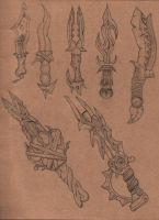 Dagger Concepts by VL5