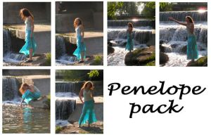 Penelope pack by syccas-stock