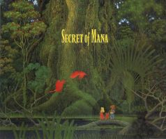 Secret of Mana by gamergaijin