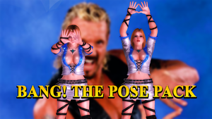 BANG!: The Pose Pack (2 Poses) by IKeelYou457
