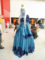 Ice Queen MCM Expo May 2012 by Lady-Avalon