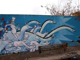 Snakes, Rats and Capitalists by mejuan