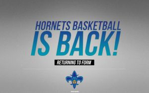 New Orleans Hornets Wallpaper by IshaanMishra