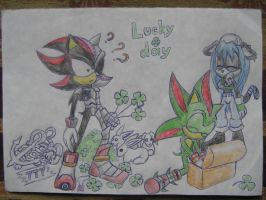 Lucky Day by Ragevine
