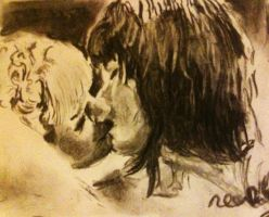 A true love kiss by charlottexenawp92