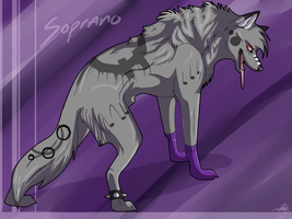 Soprano -AT- by AeroSocks