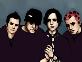 Good Charlotte by Spined
