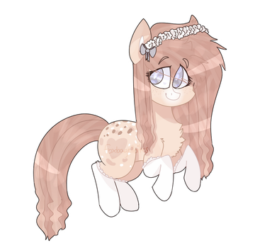 Soft and Delicate by Foxbagelbites