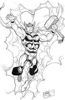 Thor some more by bathill8