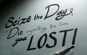 Seize The Day by Chelsia-x
